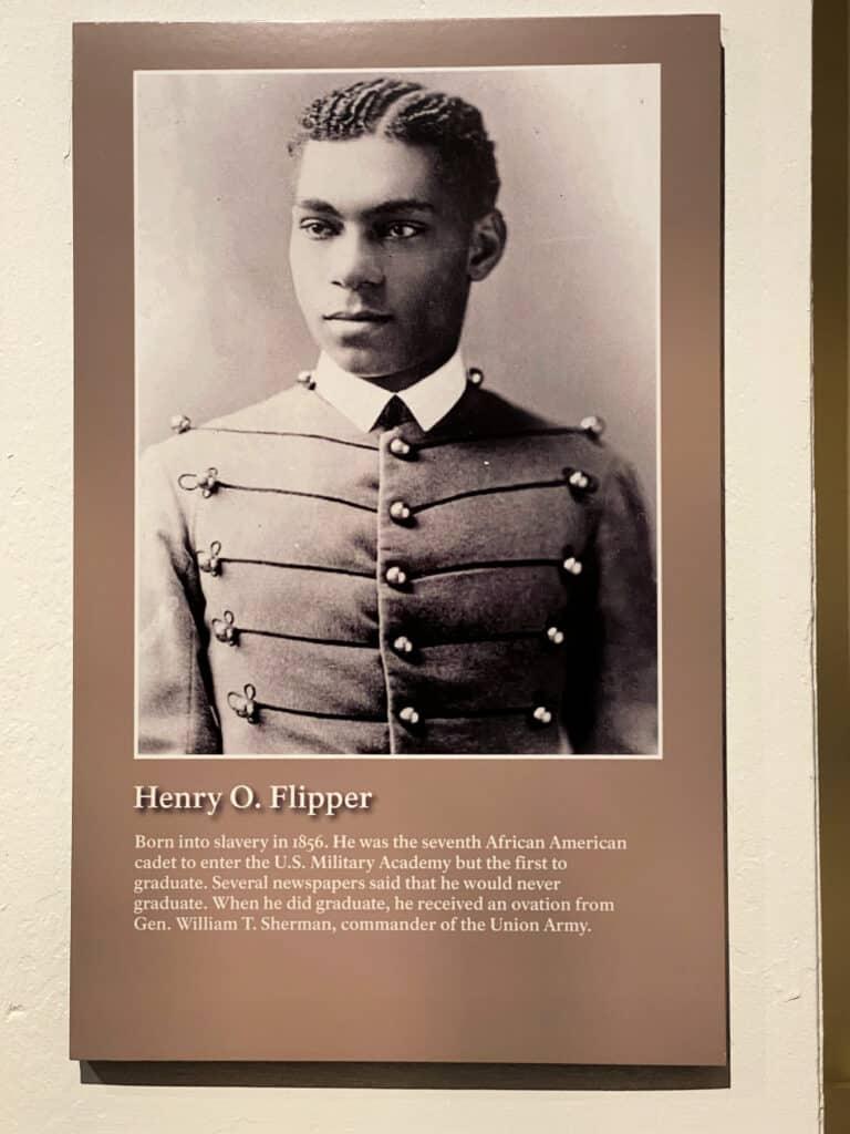 Henry O. Flipper