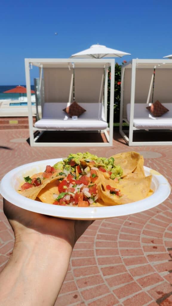 poolside nachos