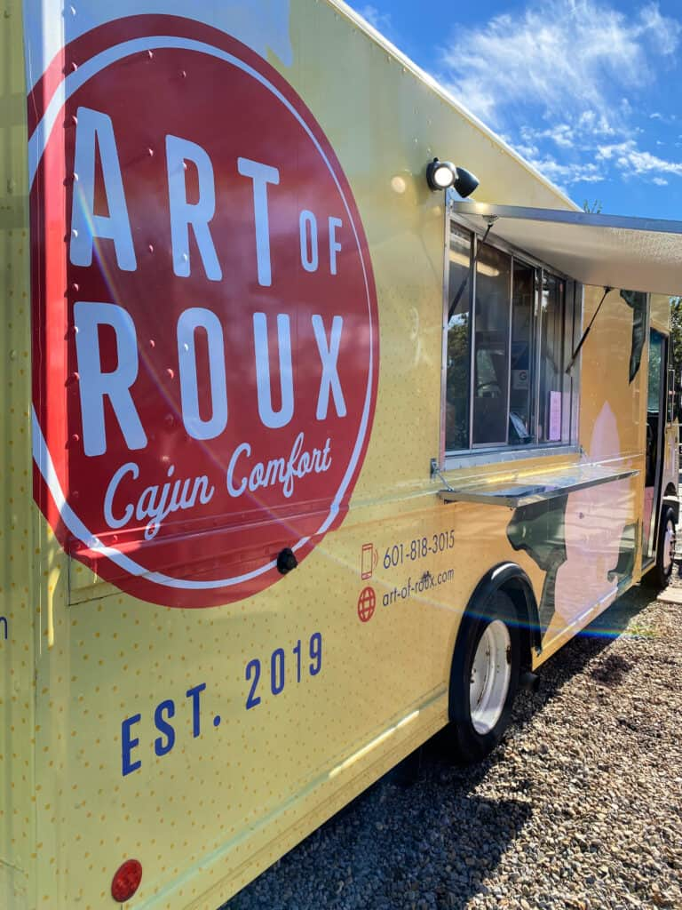 Art of Roux food truck