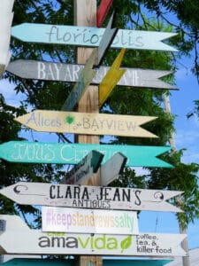 directions in Panama City