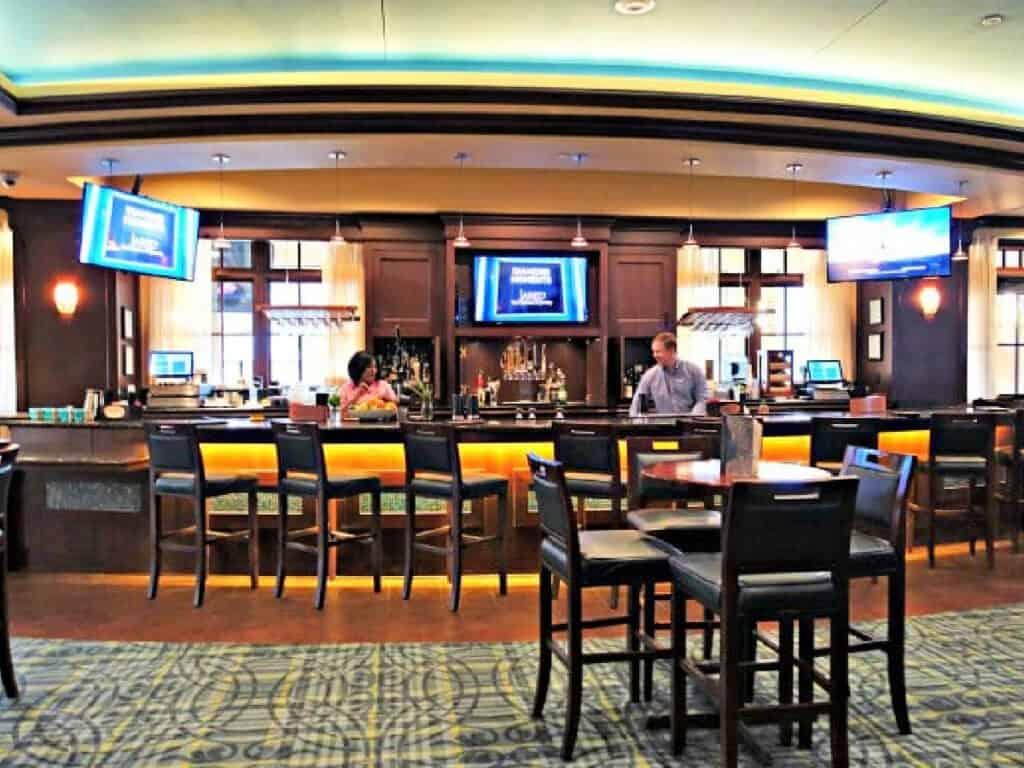 JT's Lounge bar
