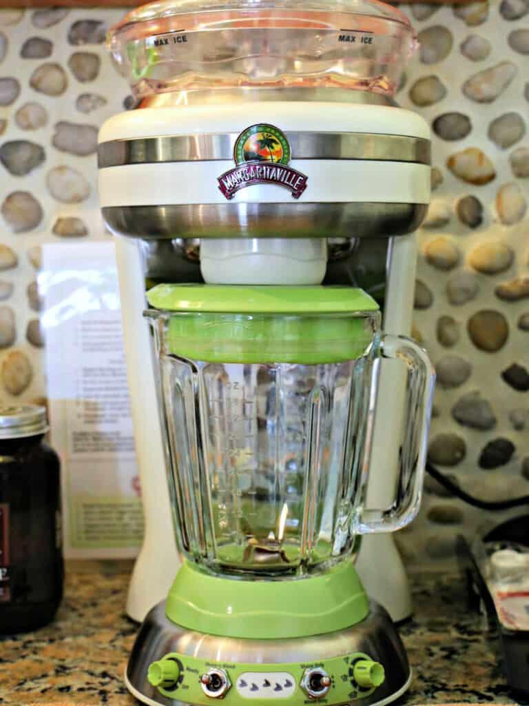 Margaritaville beverage concoction maker