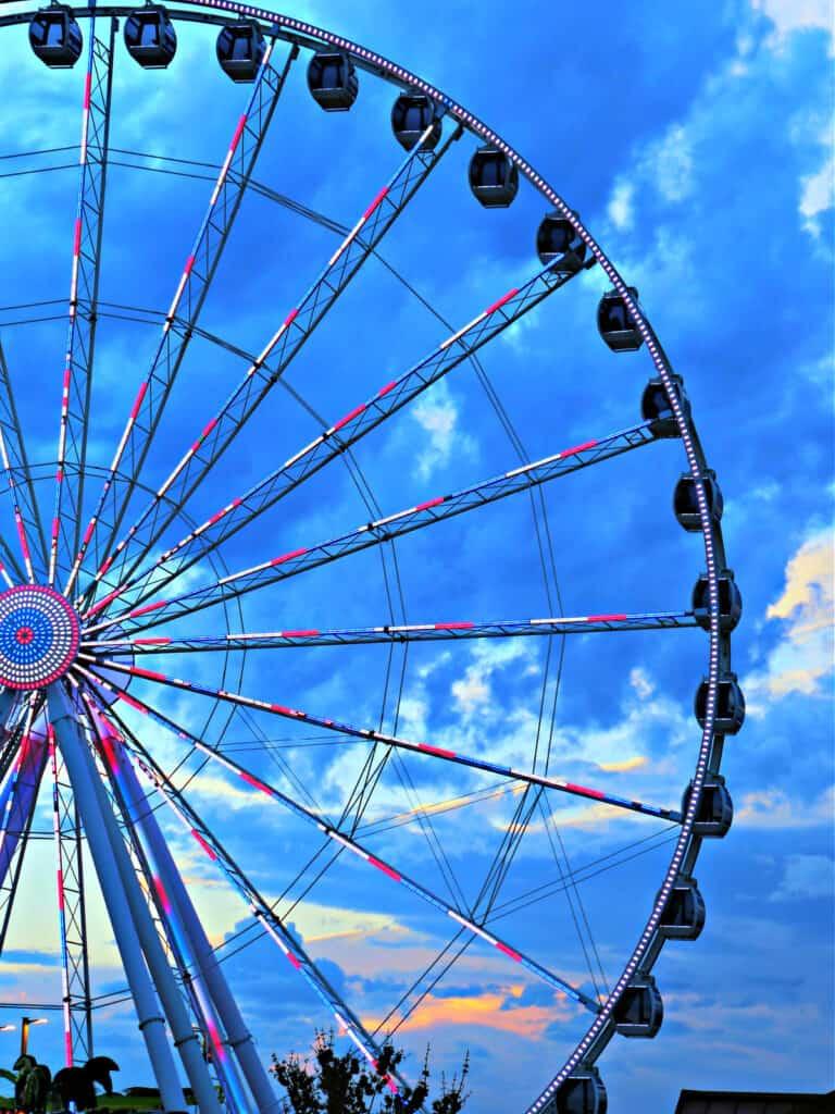 Smoky Mountain Wheel