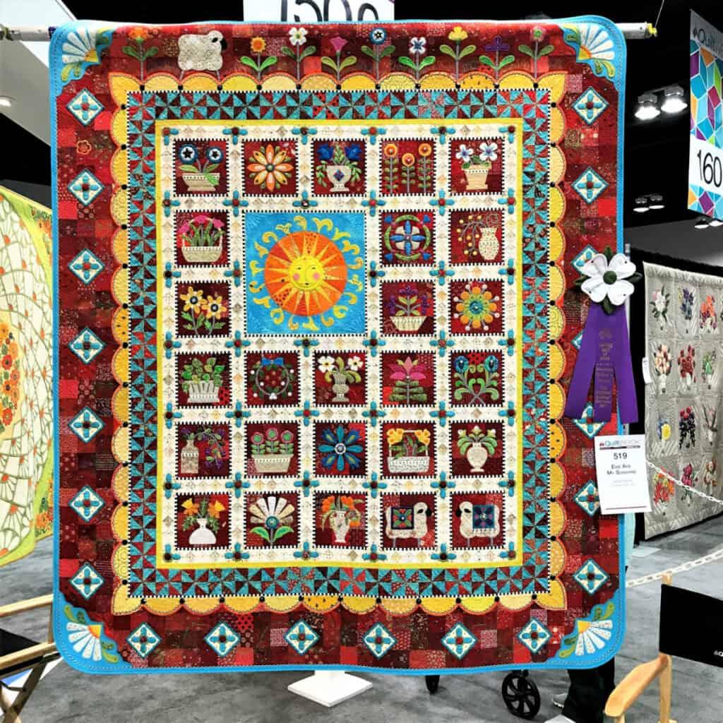 Best of Show quilt