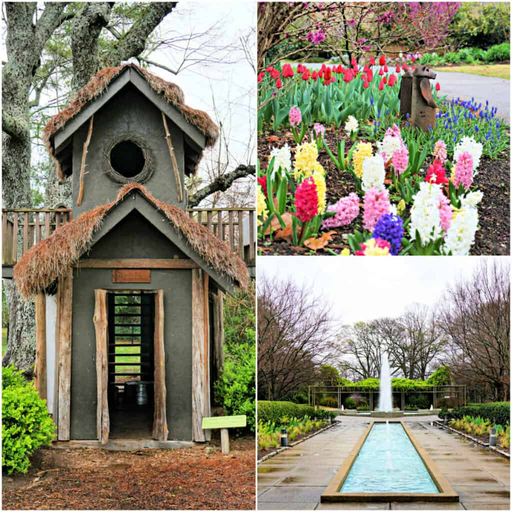 Botanic Garden in Memphis