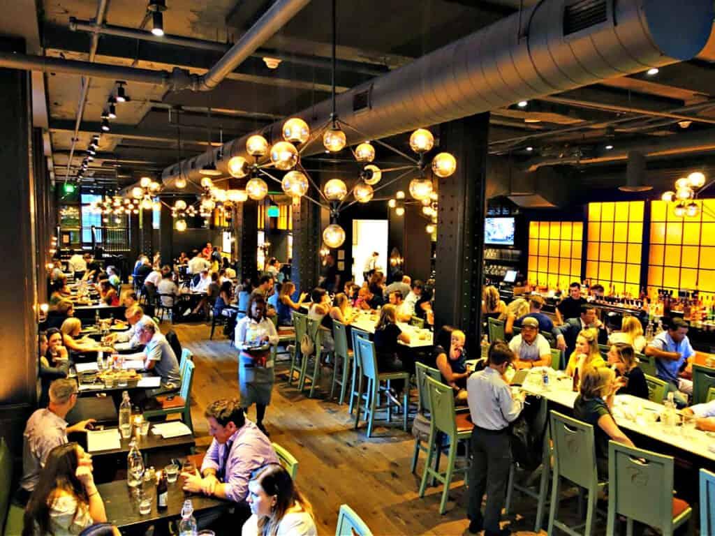 Commoner restaurant