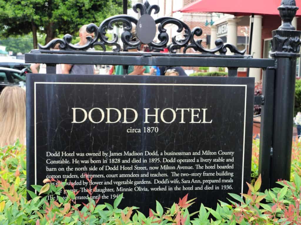 Dodd Hotel
