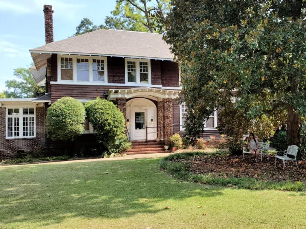 Fitzgerald home