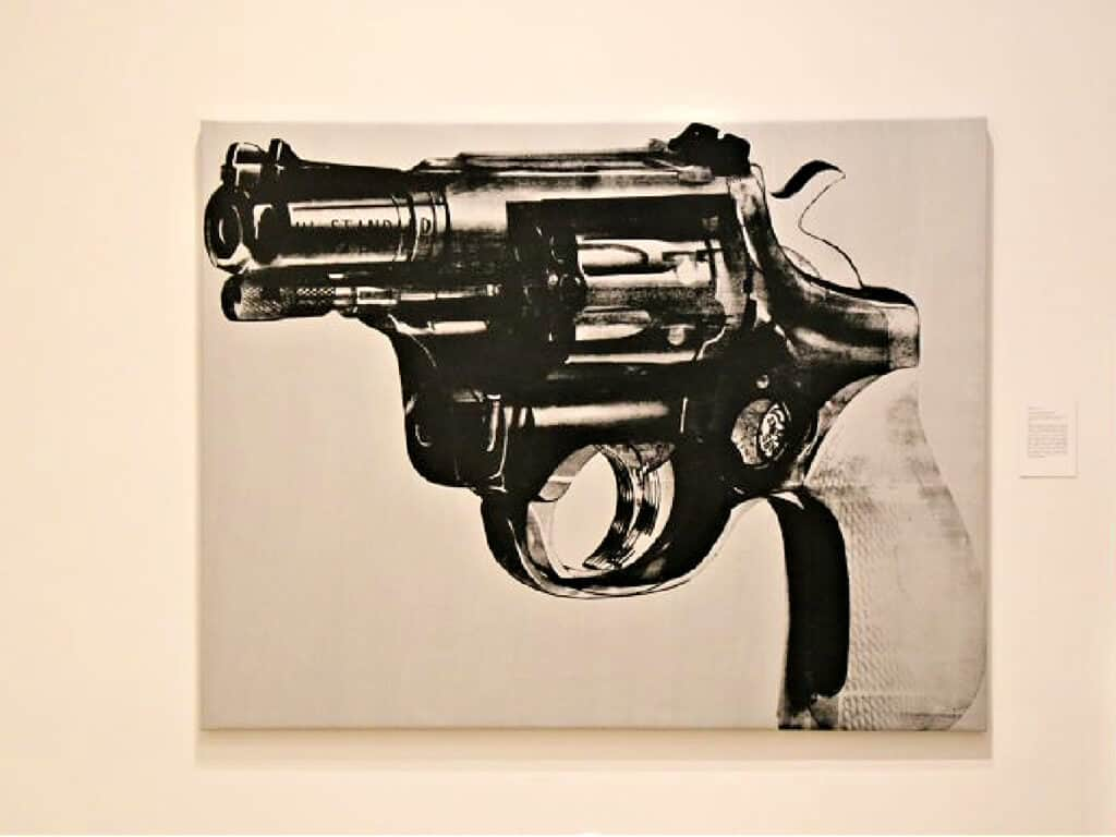 picture of a gun