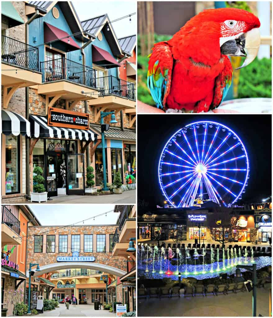 pictures of The Island in Pigeon Forge