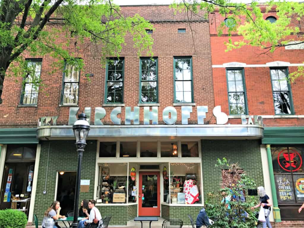 Kirchohoff's bakery