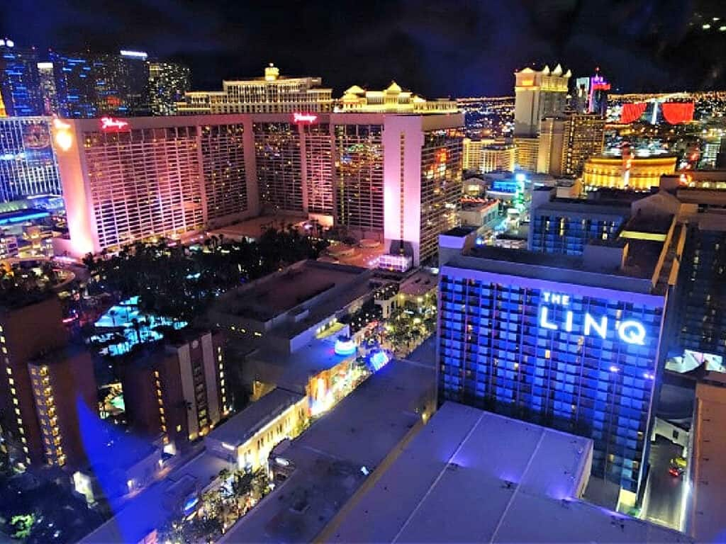 The Linq in Las Vegas