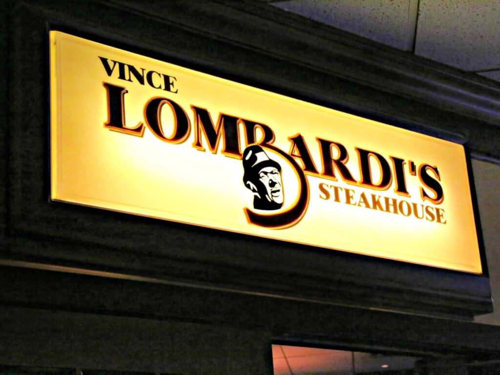 Lombardi's Steakhouse