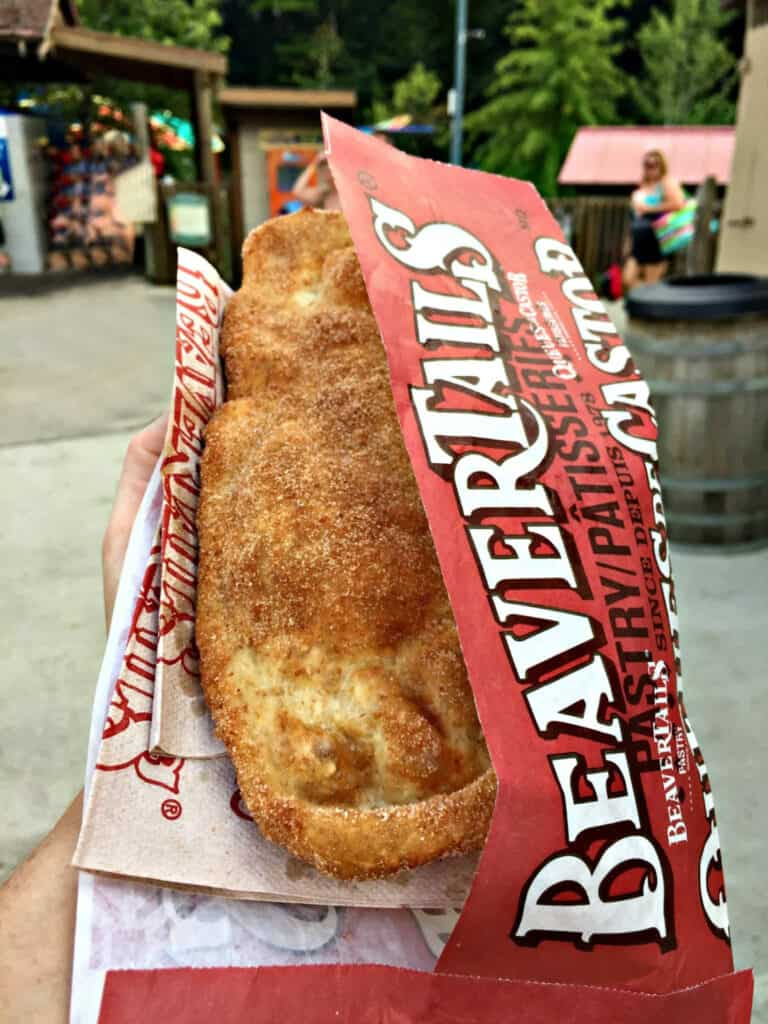 beaver tail treat