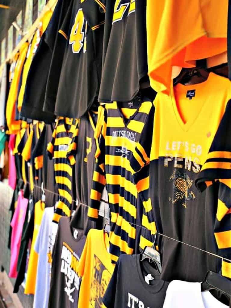 Pittsburgh shirts