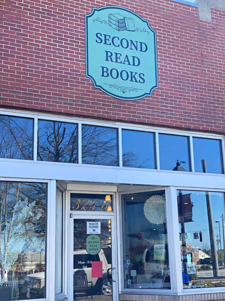 Second Read Books bookstore