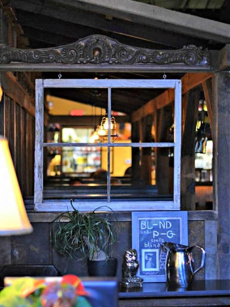 Seven Sows restaurant
