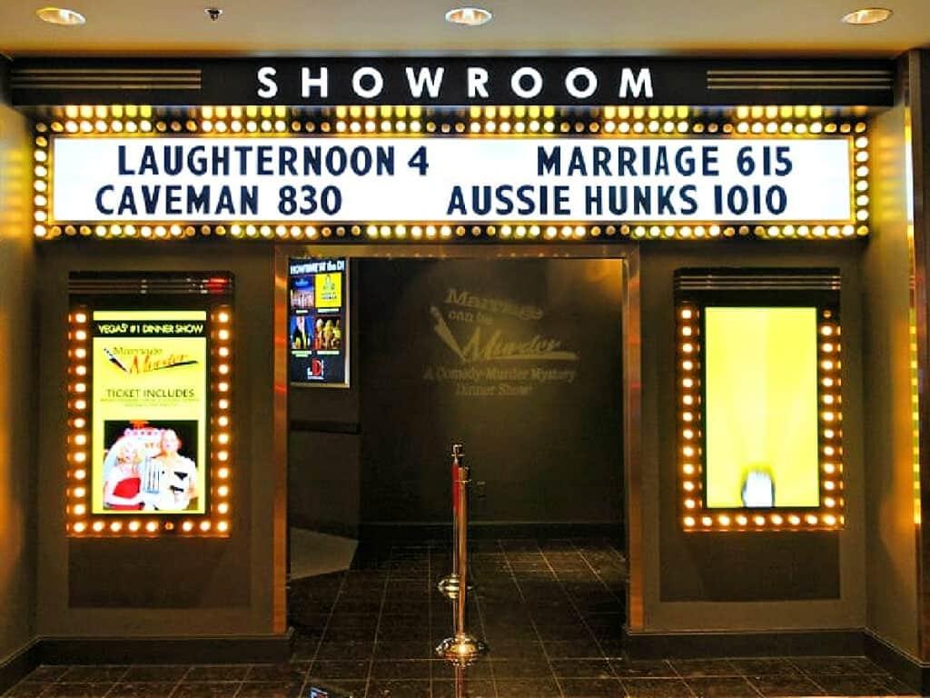 showroom entrance