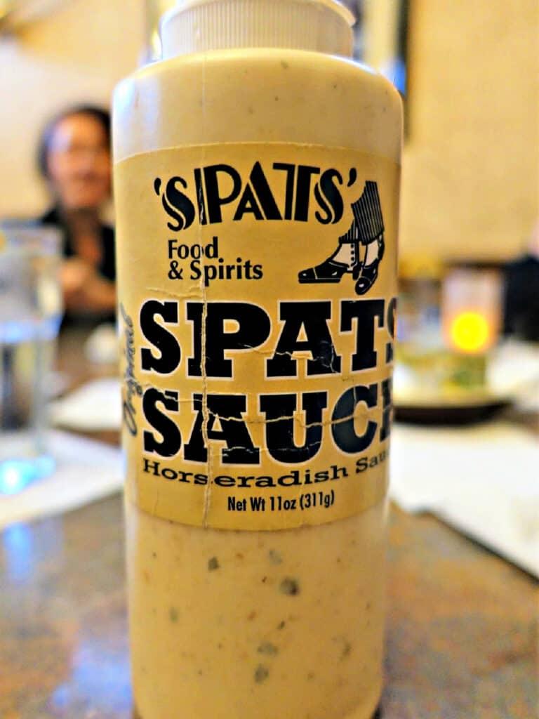 Spats sauce