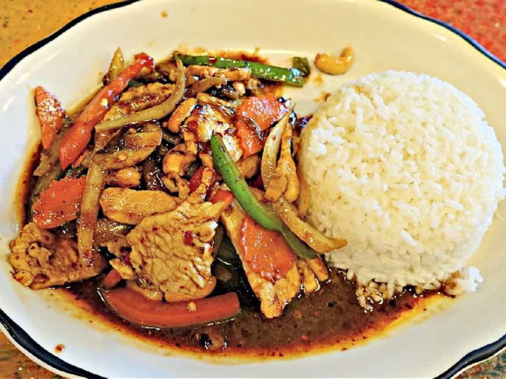 Bangkok Chicken