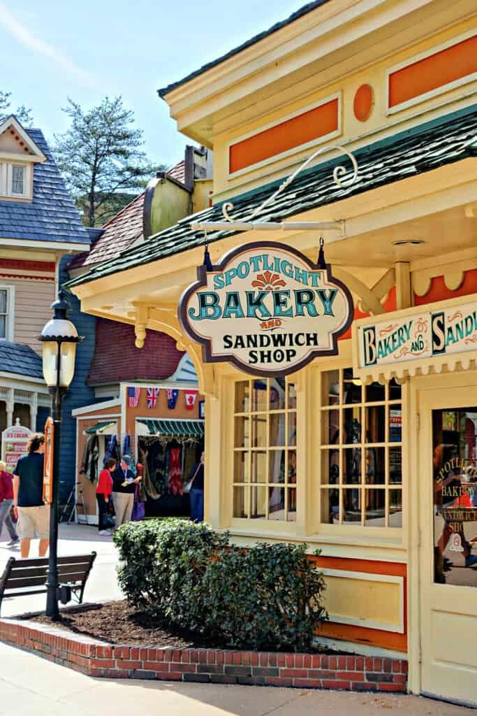 Spotlight Bakery