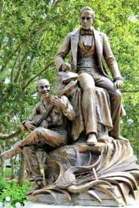 Stephen Collins Foster statue