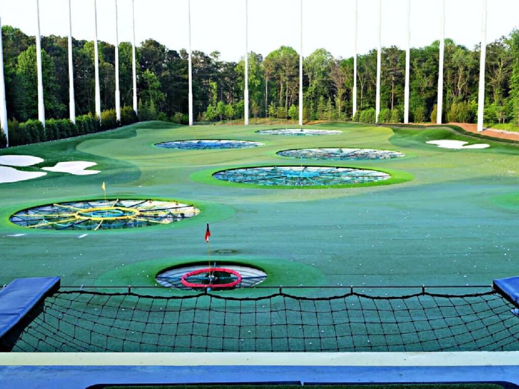 golf targets