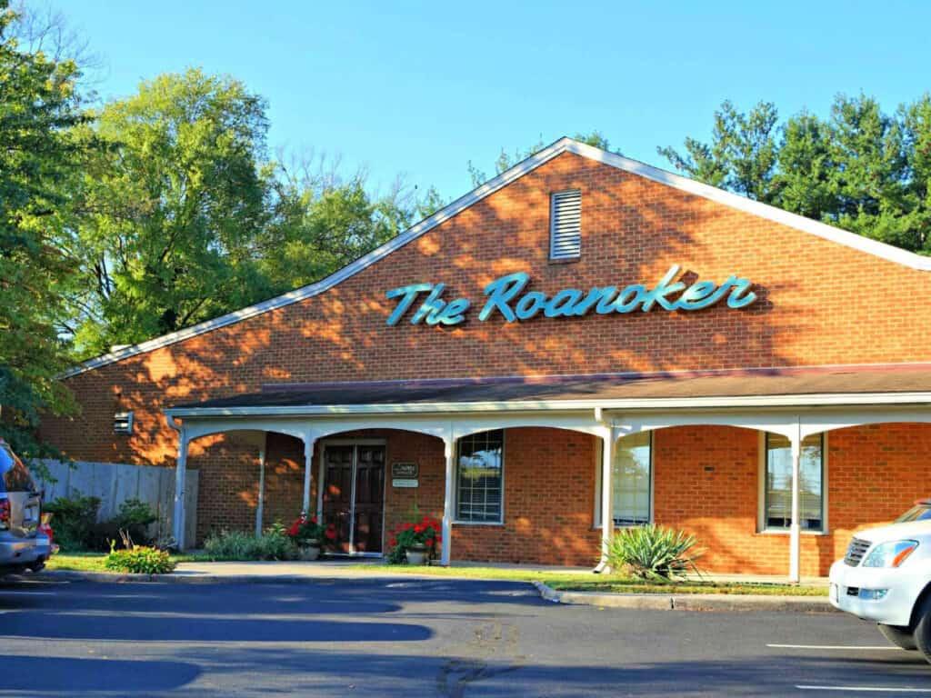 The Roanoker restaurant