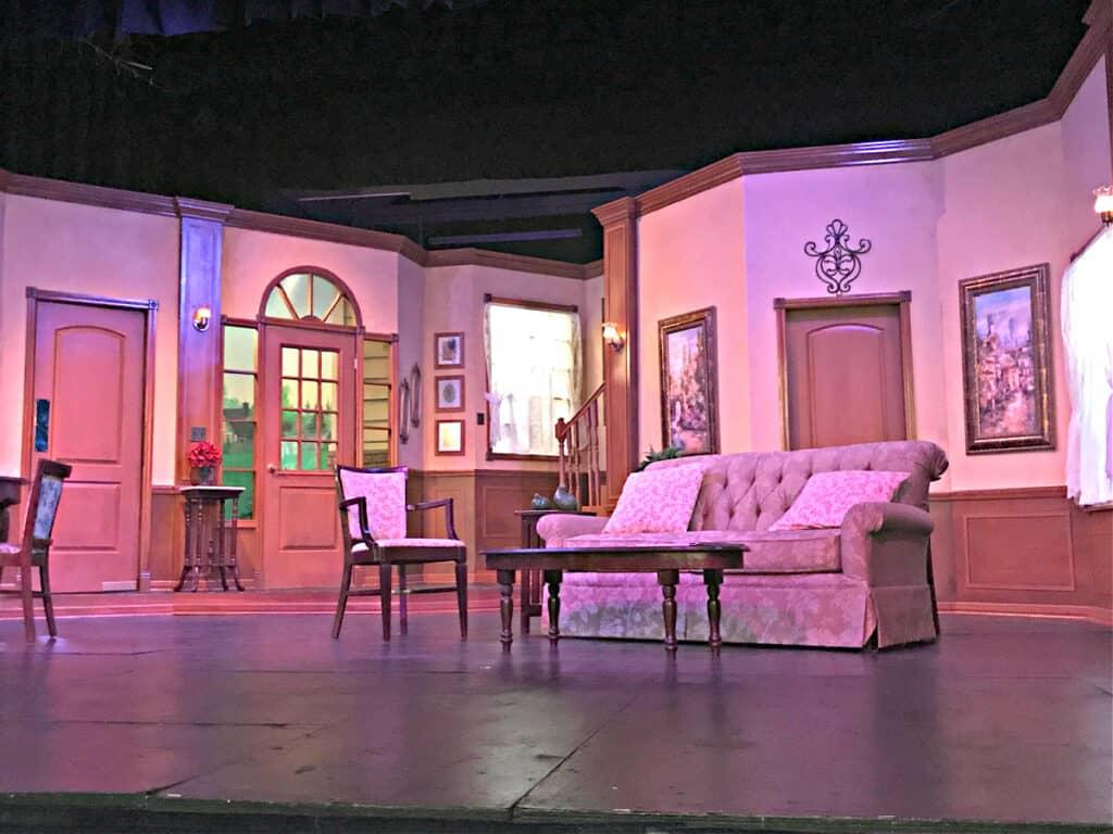 theater set