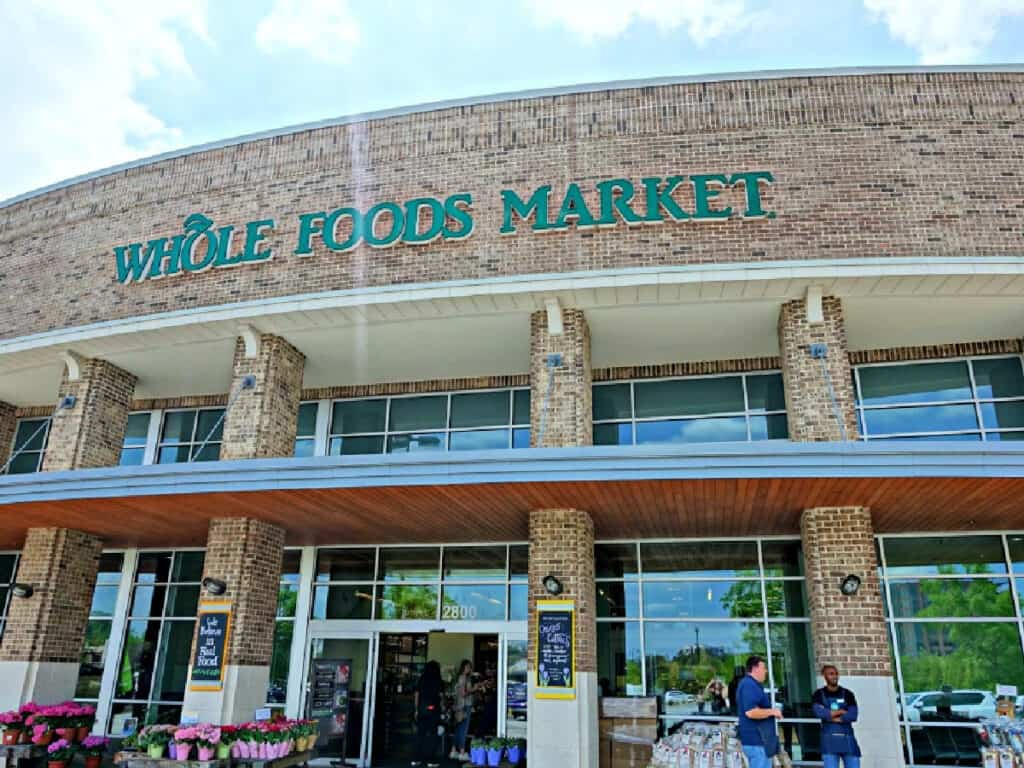 Whole Foods building