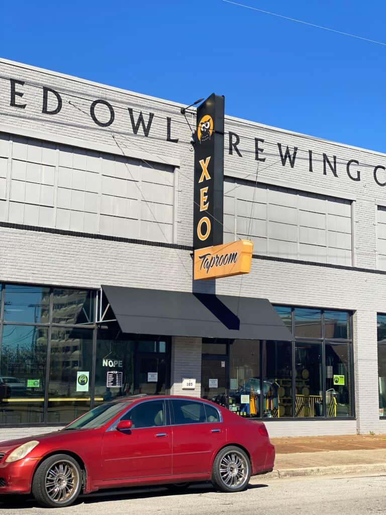 Cross-Eyed Owl Brewery