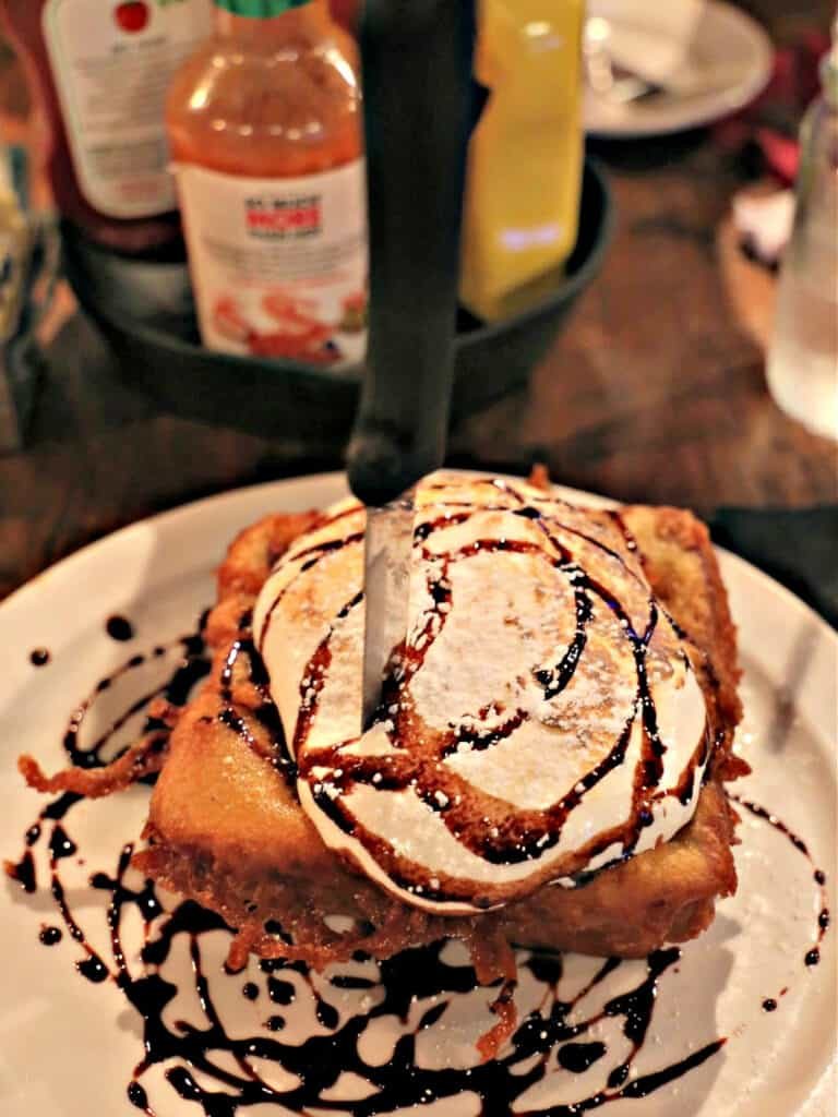 Cause we got high toast dessert
