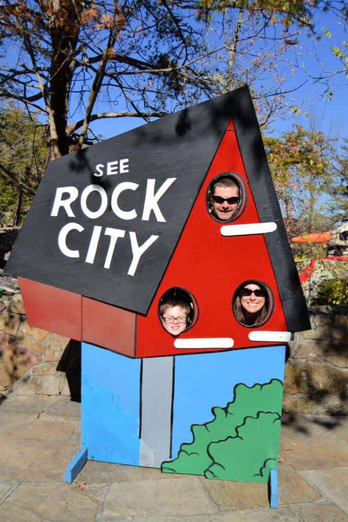 See Rock City attraction