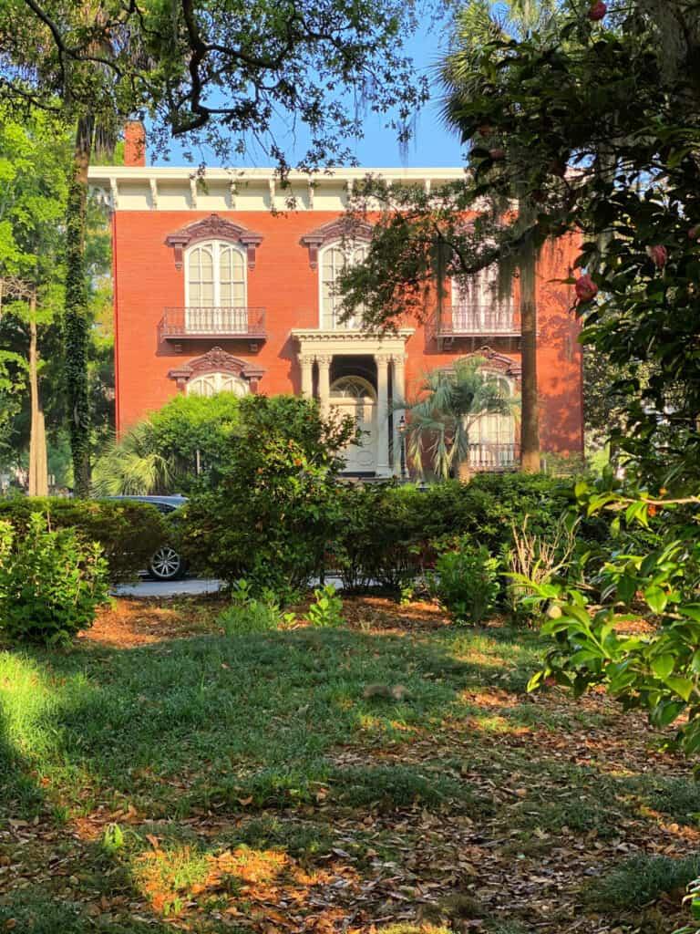 Mercer-Williams home