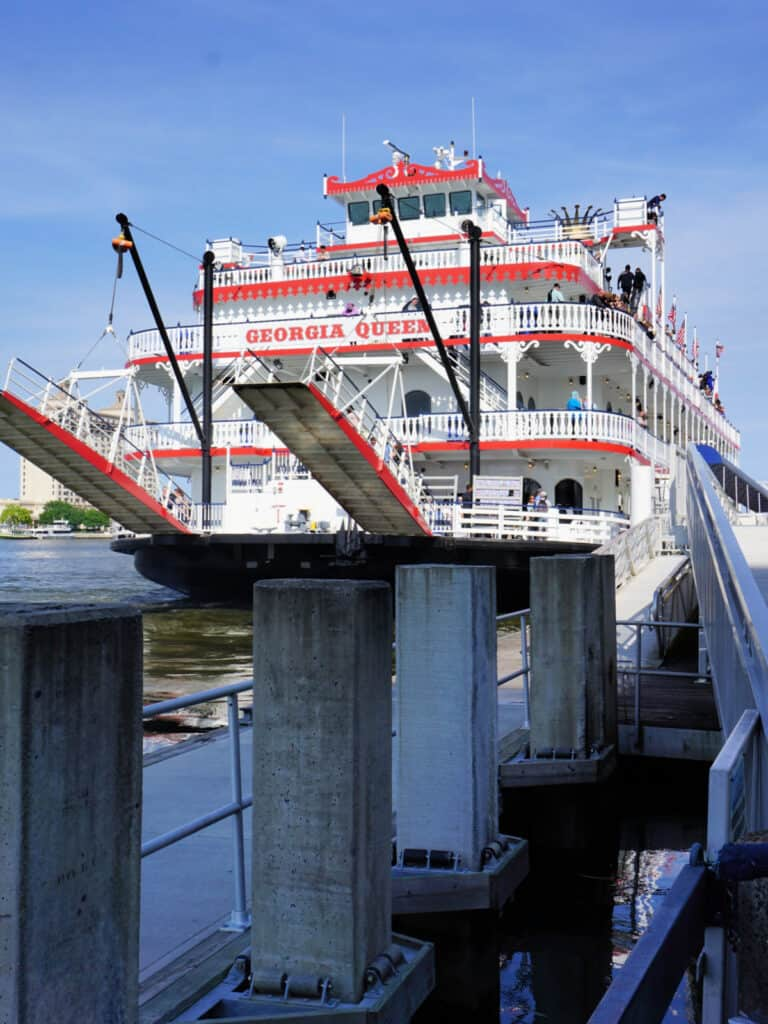 Georgia Queen Riverboat