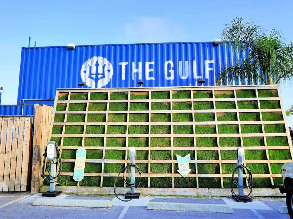 The Gulf Restaurant in Gulf Shores