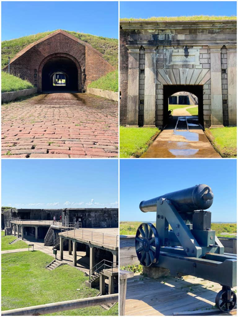 pictures of Fort Morgan